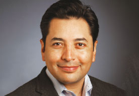 Jorge Frausto, SVP-Enterprise Systems, GE Power
