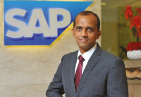 Subramanian Ananthapadmanabhan, Vice President – Enterprise Business, SAP Indian Subcontinent