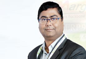 Thakur Anup Singh, Group Chairman & Managing Director, Marg ERP