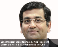 Mr. Lakshminarayanan Hariharan, Vice President Client Delivery & IT Enablement