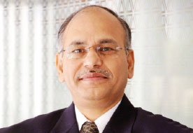 P.C. Sharma, CEO & Whole Time Director, TCIEXPRESS