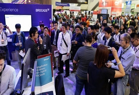 Brocade Helps Customers Build Agile Networks for Digital Business at VMworld 2016